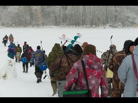 Чемпионат рыбной ловли в Марксе