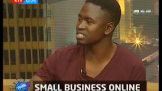 Youth Cafe: The world of online businesses