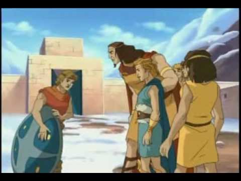 Mythic Warriors Guardians of the Legend Damon And Pythias part 1.flv
