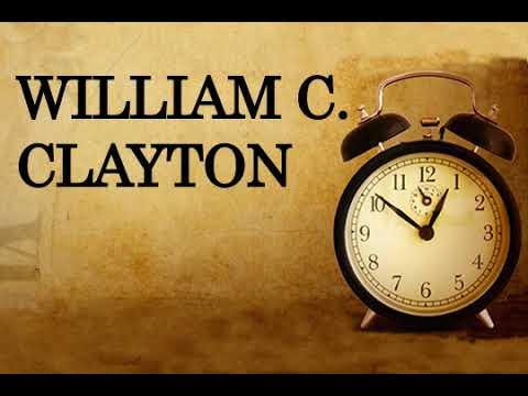 William C Clayton