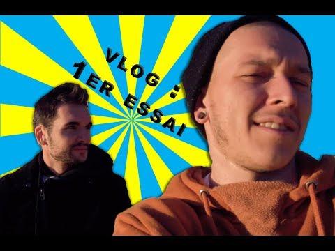Notre 1er Vlog