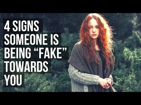 4 Signs Someone Is Being Fake Towards You (Important Christian Relationship Advice)