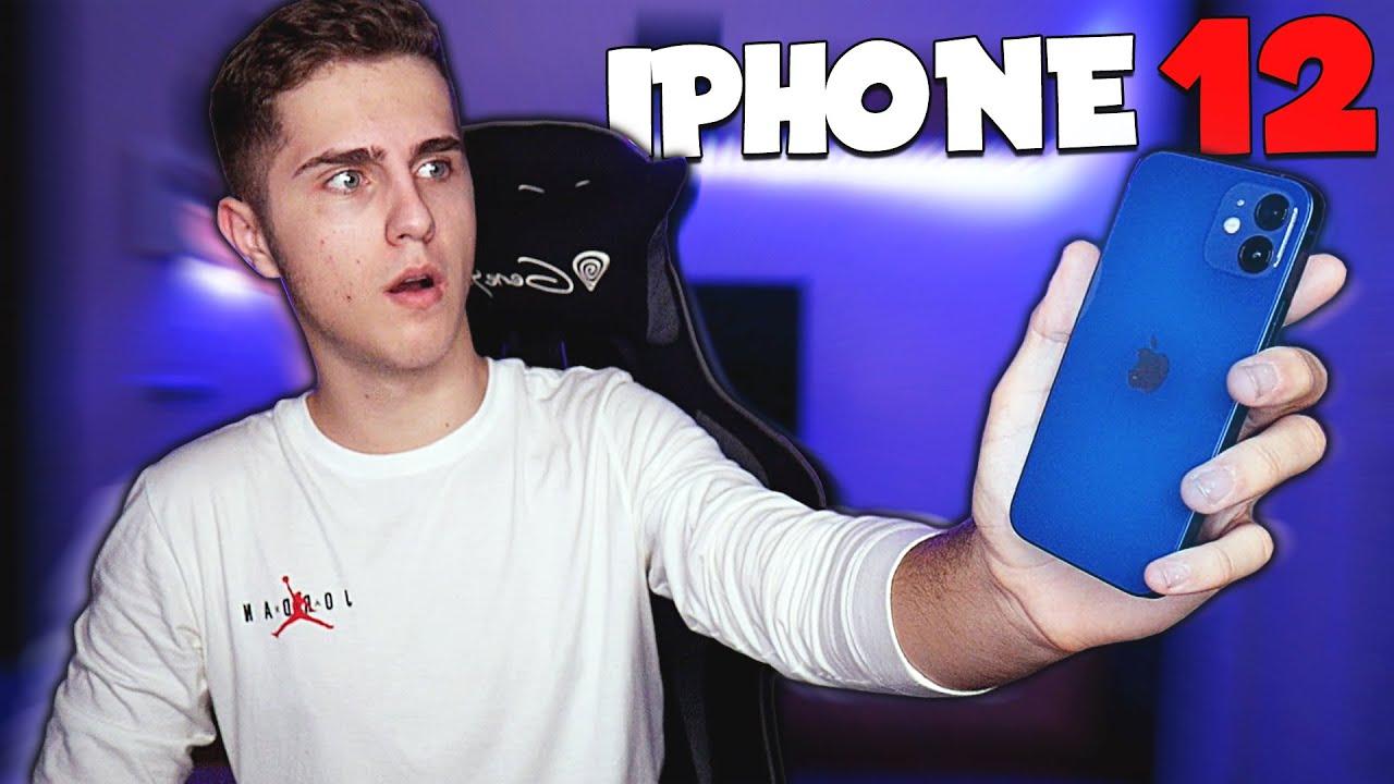 AM CUMPARAT NOUL IPHONE 12 ! *GENIAL*