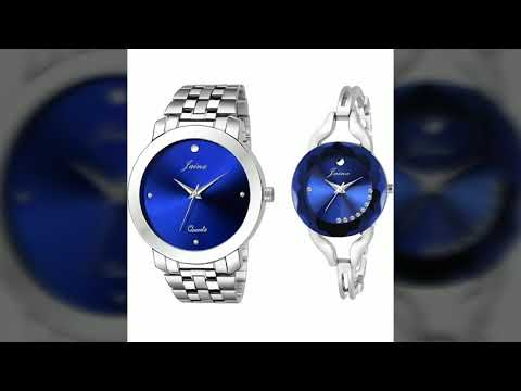 Beautiful Couple Watches & New Watch Designs