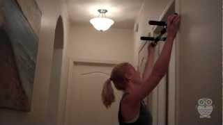 Iron Gym Pull Up Bar Review & Exercises