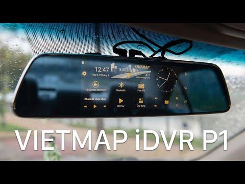 Camera hành trình VIETMAP IDVR P1 #PHUCANANAUTO #NHATRANGCARAUIO
