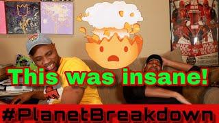 EMINEM - MARSH (CARDI B DISS ??)| REACTION | PLANET BREAKDOWN