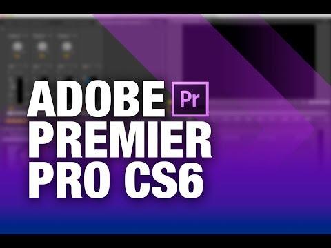 Descargar Video Adobe Premier Pro CS6 - Cortar e insertar clips