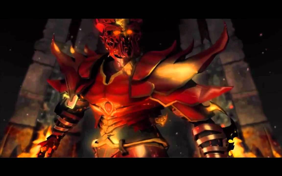 Dark Messiah of Might and Magic Epilogue - Xana, free Kha-Beleth ...