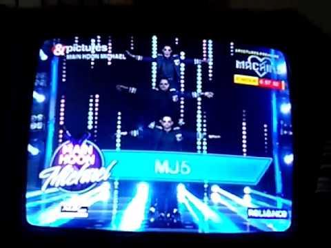 MJ 5 dance in Me hu Michele