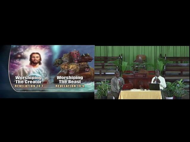 Spanish Town SDA Church  Live Stream