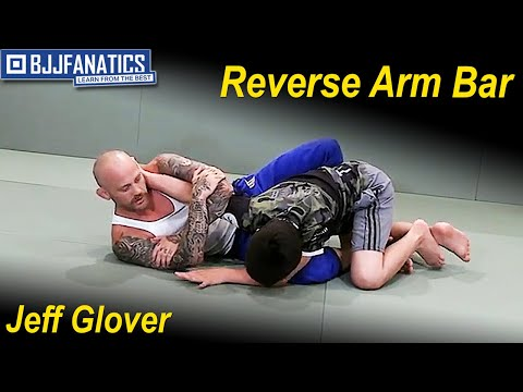 Reverse Armbar by Jeff Glover