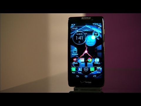 Motorola Droid Razr HD - First Look