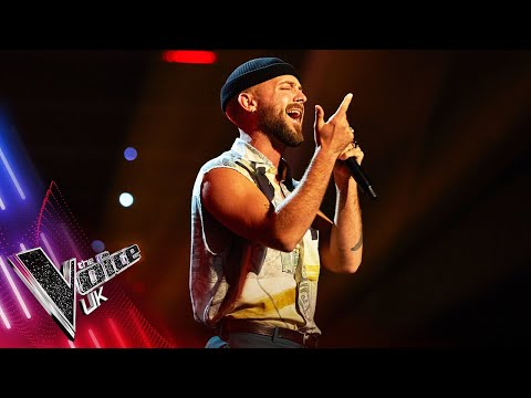Sweeney's 'Bad Blood' | Blind Auditions | The Voice UK 2021