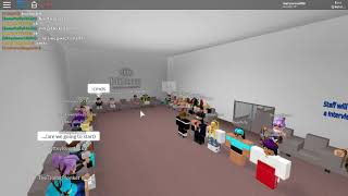 Roblox Hilton Hotel Interview Center The Interviewers Are Evil