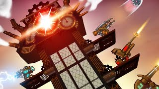 Steampunk Tower   Apple iOS   Android   DEBITOR