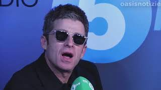 Noel Gallagher discusses brother Liam Gallagher