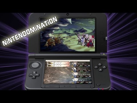 Bravely Default: Flying Fairy - *Exclusive* 23 Minutes Footage ブレイブリーデフォルト
