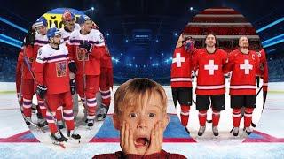 Хоккей Чехия Швейцария Чемпионат мира по хоккею 2021 в Риге итог и результат