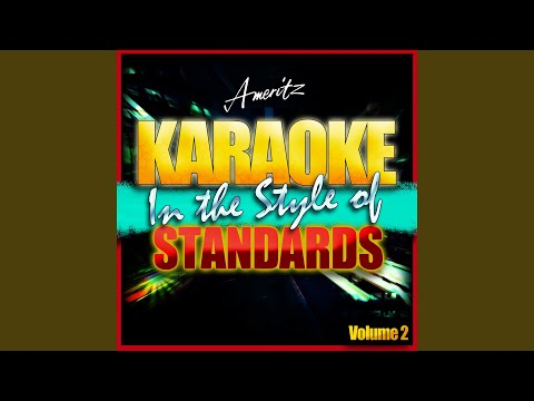 Rudolph The Red-nosed Reindeer (In The Style Of Standard) (Karaoke Version)