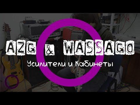 AZG Custom & Wassago Cabs / Усилители и Кабинеты