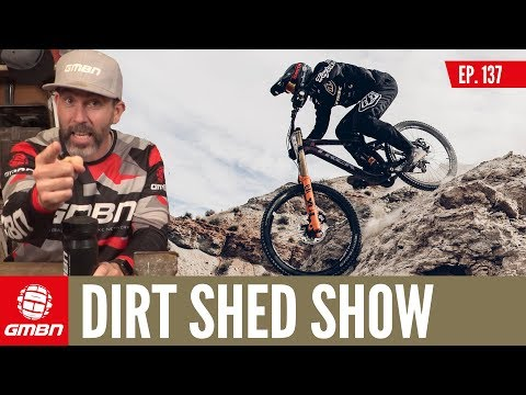 The Incredible Red Bull Rampage | Dirt Shed Show Ep. 137