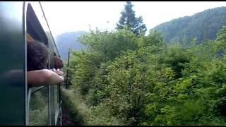 Zilina - Vrutky parnym vlakom 4.6. 2011 cast 2