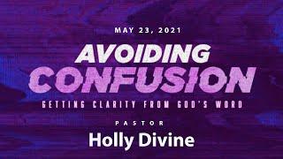 Sunday Service - 9:30 am - May 23, 2021