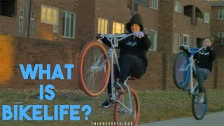 What Is Bikelife? Sponsored by The Urban Cyclery Shop