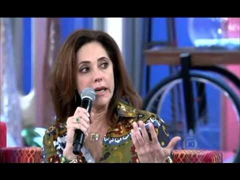 Fatima Bernades fala da  biografia de Allam Kardec 1-3  Leia Abaixo