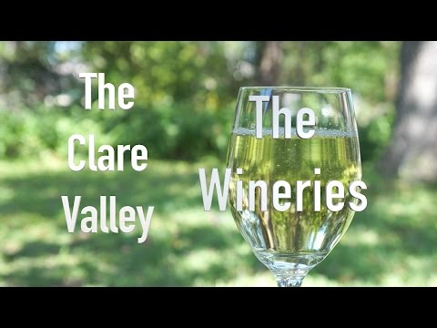 Clare Valley & Wineries
