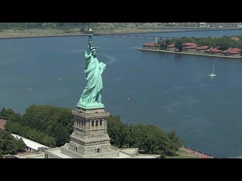 Statue of Liberty New York (Statua della libertà)
