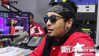Migos Interview On The Durtty Boyz Show