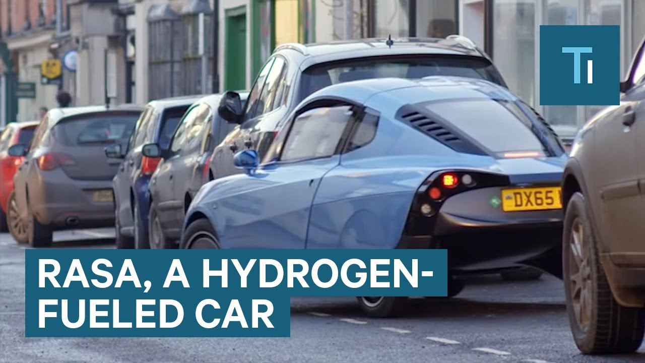 how to make a hydrogen powered car