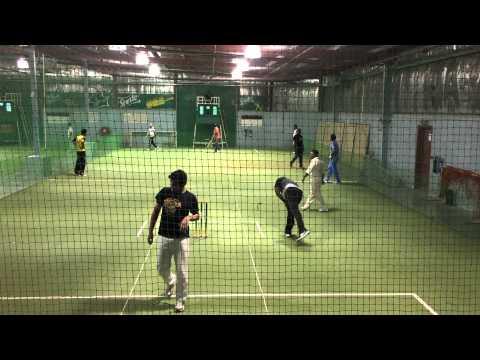Indoor cricket match sprite tournament 3