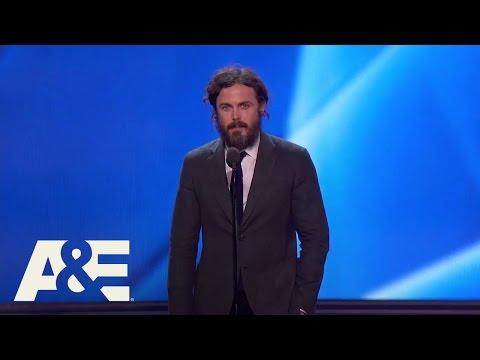 Casey Affleck Wins Best Actor | 22nd Annual Critics' Choice Awards | A&E