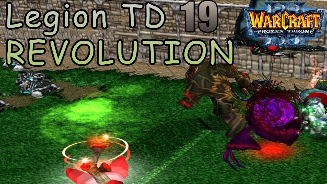 download map dota legion td ai