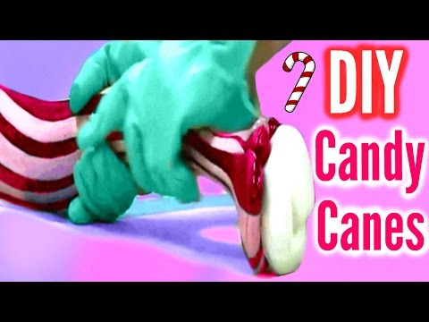 Thumbnail: DIY CANDY CANES! Homemade Candy Canes!