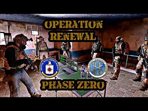 Operation: Renewal Ph. 0 | CIA SAD/SOG HUMINT Specialist POV | Arma 3 Gameplay