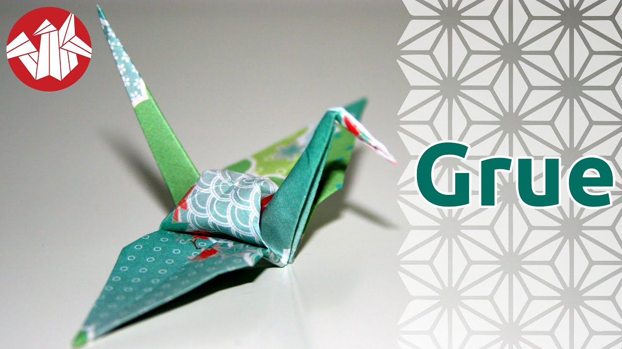 tuto origami video
