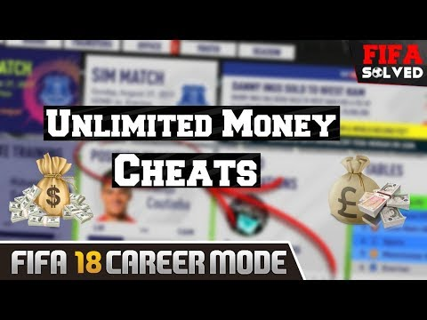 FIFA 18 Career Mode Cheats