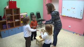 Урок английского языка с детьми 4 лет!