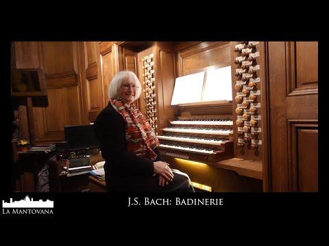 J.S. Bach: Badinerie BWV 1067 (M.-A. Grall-Menet)