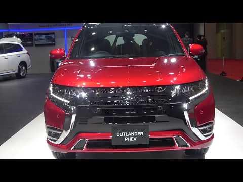 Mitsubishi OUTLANDER 2020 - Tokyo Motor Show