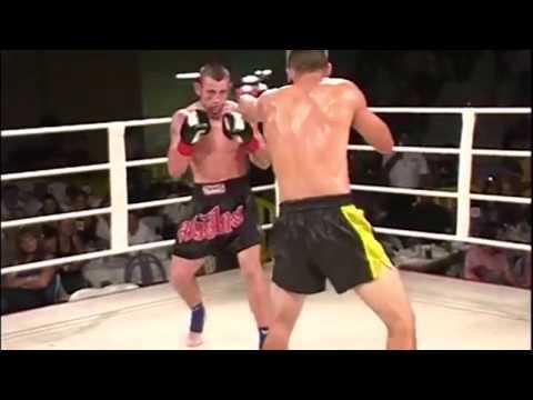 Throwback Muay Thai: Vitaly Gurkov vs. Jak 300