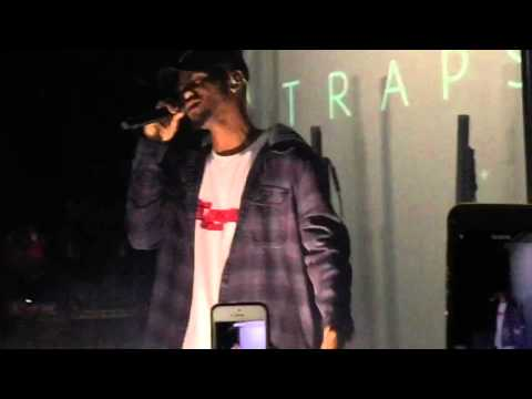 Bryson Tiller performs '  Difference ' , ' Let Em Know ' & '  Set You Free ' Live at SOBs