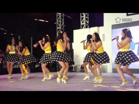 Teenebelle - Cinta Monyet LIVE at Japan Wave Expo 2016