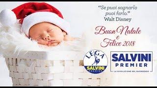 ❅❅❅ Buon Natale da Matteo Salvini e dalla LEGA ❅❅❅