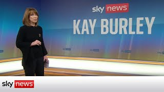 Sky News Breakfast: Kąy Burley questions the Chancellor about the National Insurance rise
