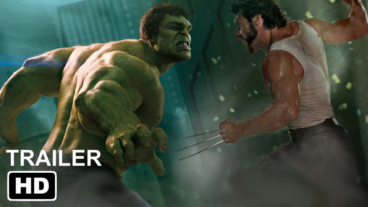 New Wolverine Actor 2020 Avengers VS X Men Trailer # 1 (2020) HD | Hugh Jackman, Chris